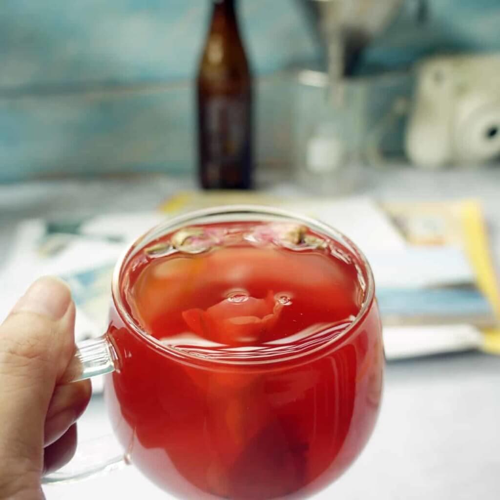 02 傾城洛神玫瑰茶