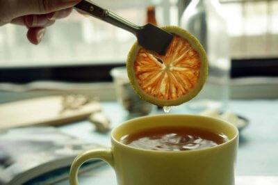 08 暖心老薑檸檬茶