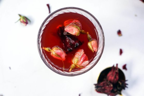 草生光養 傾城洛神玫瑰茶